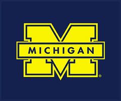 Michigan Wolverines  Classic Collection Blanket | by familybedding.com
