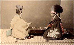 SHINTO PRIEST and an ACTOR Playing a GAME OF GO | by Okinawa Soba (Rob)