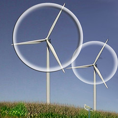 Peace_Wind-Turbine | by worlogha