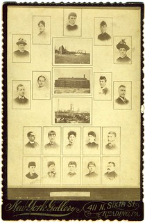 2008 Top One Hundred Countdown # 35: Composite Memorial Cabinet Card, Factory Fire, Nineteen Dead, Reading, Pennsylvania | by mrwaterslide