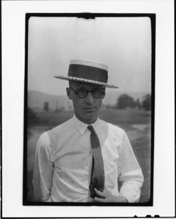 Tennessee v. John T. Scopes Trial: John Thomas Scopes | by Smithsonian Institution