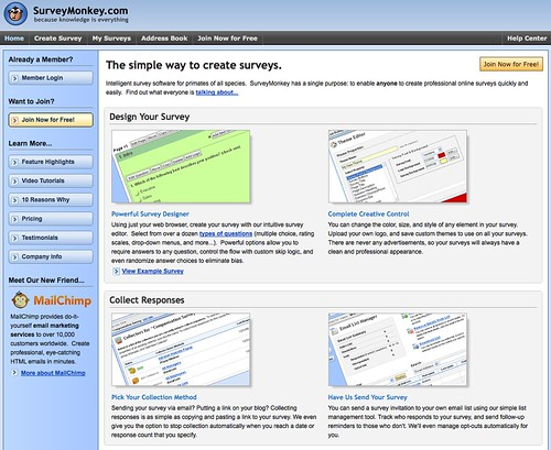 how to create a survey on surveymonkey