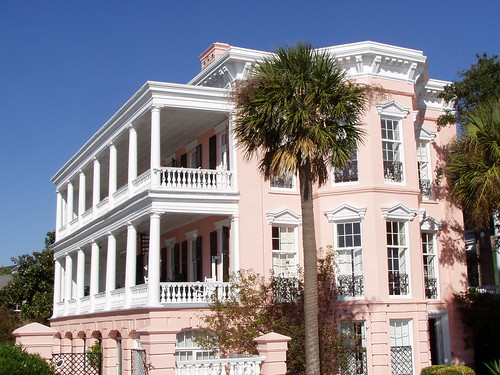 The Palmer House The Battery Charleston Sc Some Of