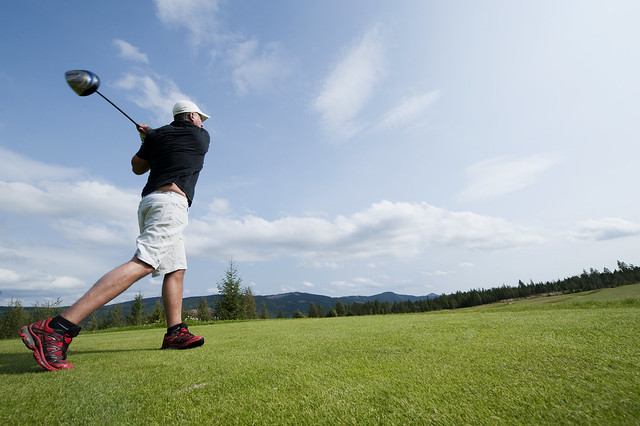 Golf i Trysil