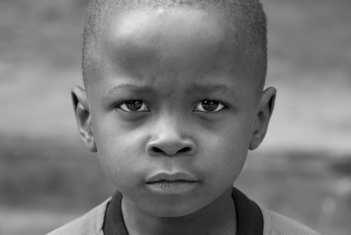 Tanzanian Child | by Jordan Satok