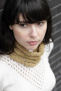 gold cowl | by catparty