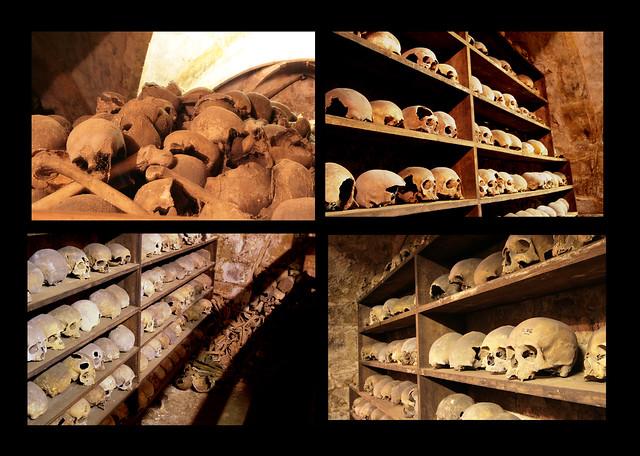Bone Crypt, Rothwell, Northamptonshire