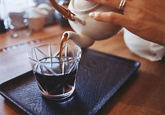 Japanese style coffee:) | by +akanée+