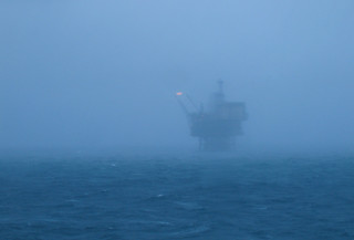 Oil rig | by Stig Nygaard