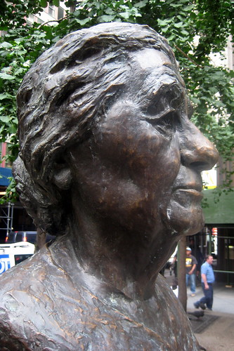 NYC: Golda Meir Square | by wallyg