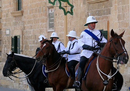 Police Force of Malta, Mounted Division | by foxypar4