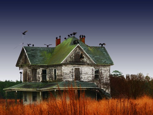 Haunted House | by Trostle