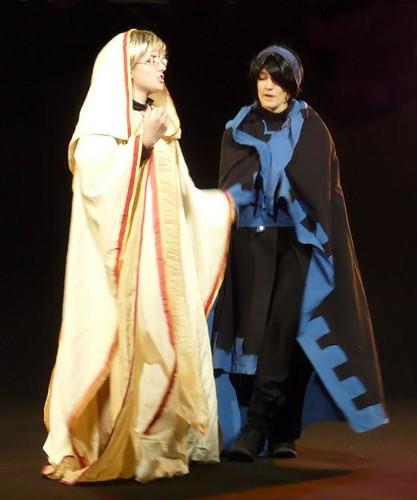 Cosplay Yukito & Toyâ, Tsubasa RESERVoir CHRoNiCLE