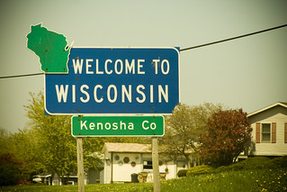 welcome to wisconsin | by - luz -