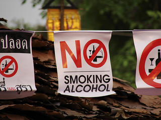 No smoking alcohol | by MastaBaba