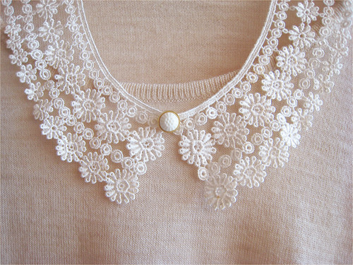 handmade lace collar | by aileenzakka