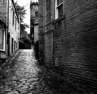 Holmfirth cobbles | by floydian4u