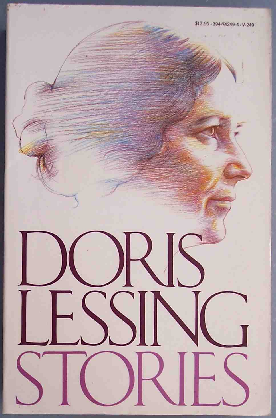 doris lessing stories tpb