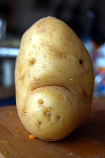 Mr. Grumpy Potato | by banger1977