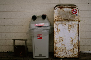 garbage can friends | by cjw333