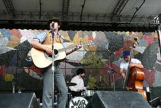 Langhorne Slim & The War Eagles | by KaneJamison.com