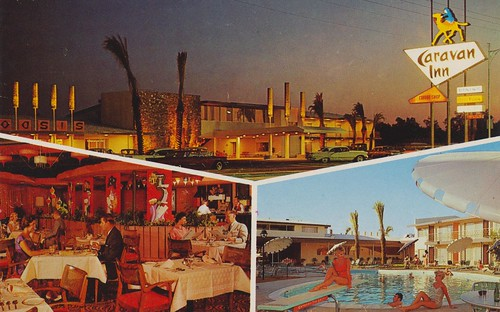 Caravan Inn East - Phoenix, Arizona | by The Cardboard America Archives