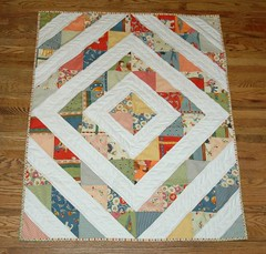 Quilt for Samuel | by The Driftwood Thimble
