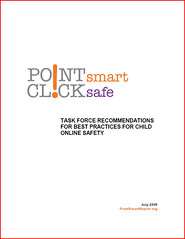 Point Smart Click Safe report cover | by Adam_Thierer