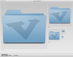 Roland VDrums Mac OSX Icon Preview - Folder | by a badr