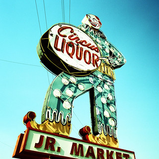 circus liquor. north hollywood, ca. 2008. | by eyetwist