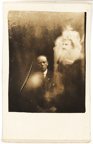 A clergyman and two spirits | by National Media Museum