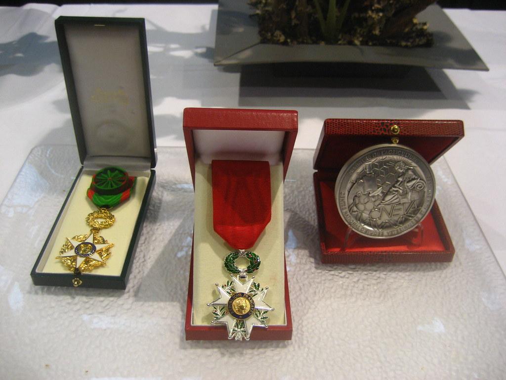 Médailles