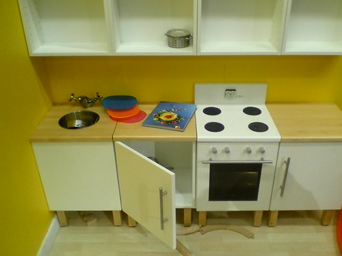Ikea play kitchen in the elizabeth city nj store am i for Kitchen cabinets jersey city