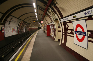 Belsize Park Underground station
