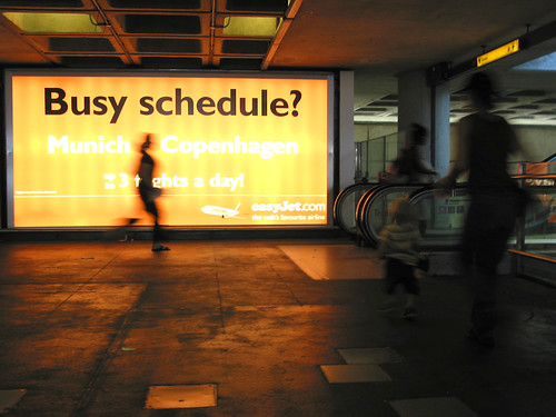 busy schedule? | by flik