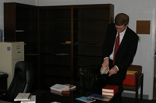 Cleaning out the office - Rhett Sutphin - Flickr