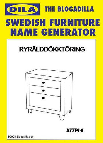 swedishFurniture | by madhungrymind