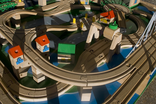 roads and railways series #1 | by woodleywonderworks