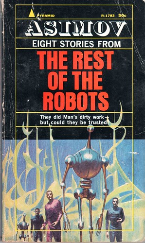 Asimov, Isaac - The Rest ofthe Robots