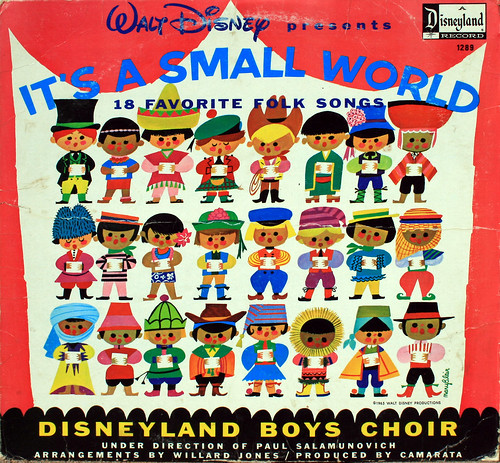 It's a Small World DISNEY album | by jaydex