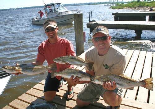 Monster speckled trout fishing in biloxi ms some of the for Fishing in biloxi ms