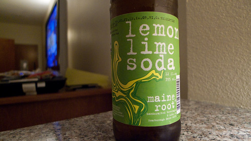 Maine Root Lemon Lime Soda | by ehfisher