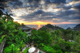 HDR Sunset, Costa Rica | by kansasphoto