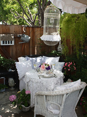 garden party for two | by Romantic Home