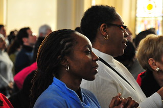 CCNY Celebrates Obama Inauguration in Great Hall | by The City College of New York