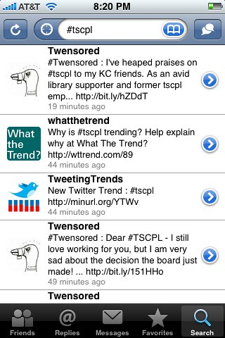 In other news, I trended in twitter | by David Lee King