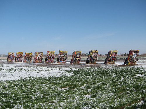 Cadillac Ranch | by Scott Beale