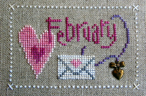 ♥ february ♥ | by stitchy stitcherson