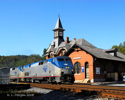 Amtrak's Capital Limited | by dmorgan1945
