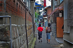 ROJIURA(Back alley) | by fotococktail